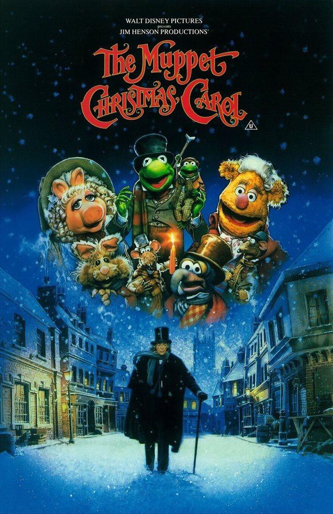 Favorite Holiday Movies HD-Remastered!: The Muppet Christmas Carol – TemplarKnight's Long Damn ...
